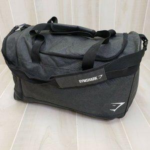 Gymshark Large Duffle Gym Bag Gray duffel